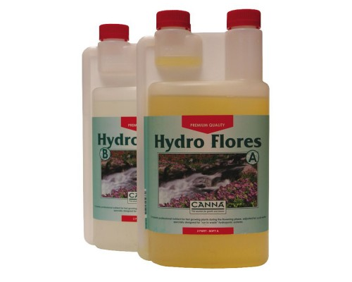Canna Hydro Flores A+B Soft Water