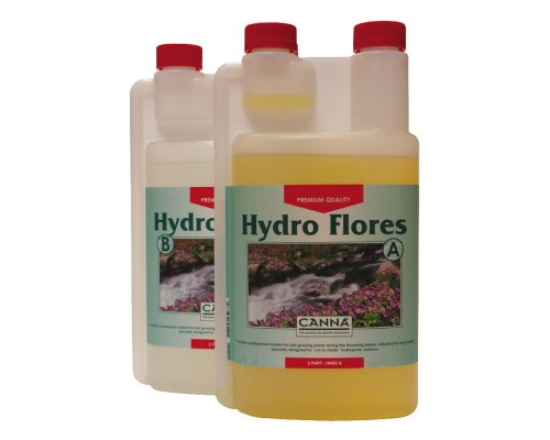 Canna Hydro Flores A+B Hard Water