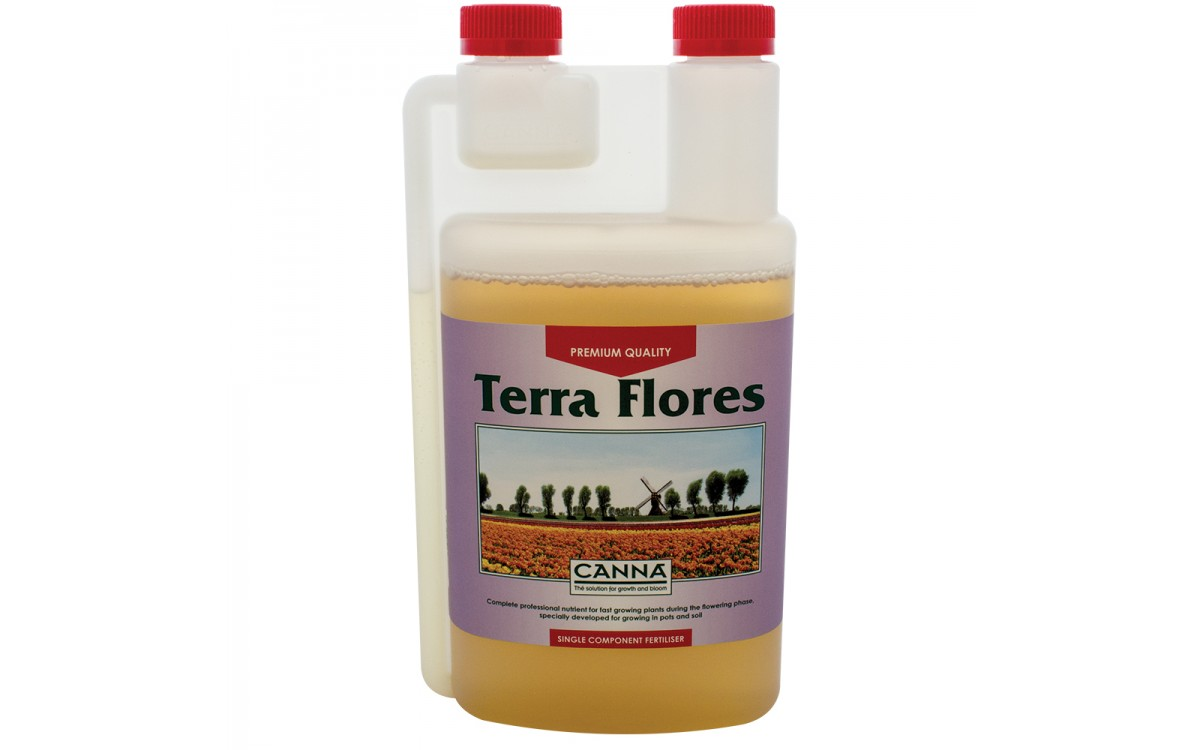Canna Products | Canna Terra from Teignbridge Horticulture