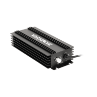 Maxibright Varidrive Dimmable Digital Ballast 600w