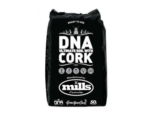 Mills DNA Ultimate Soil with Cork 50lt