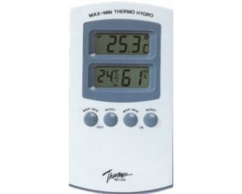Maxibright Thermometer & Hydrometer
