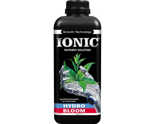 Ionic Hydro Bloom Soft Water
